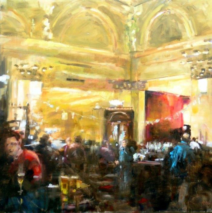 Grand Café (Jaune)