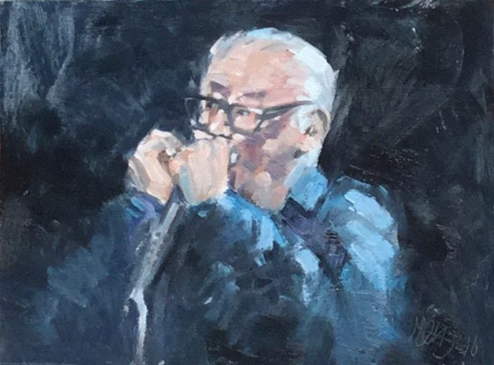 Whistling Toots Thielemans