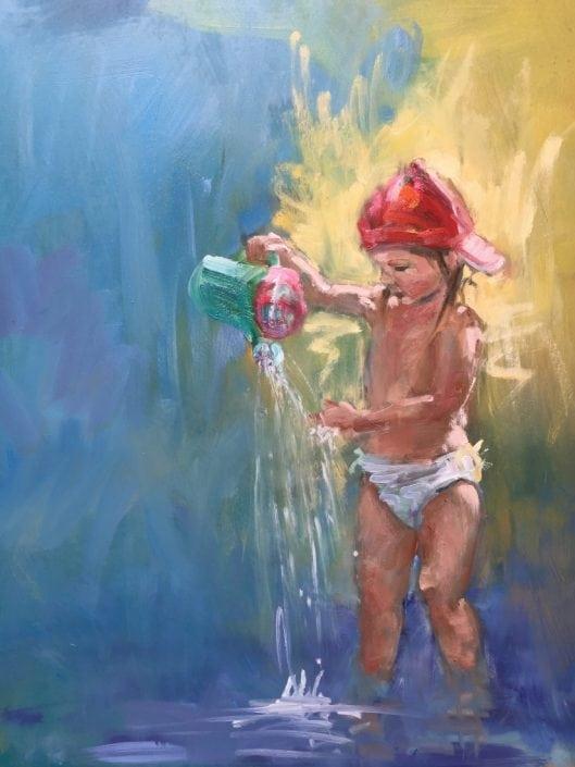 Beste Schilderijen van kinderen | Rens Hoekstra UN-12